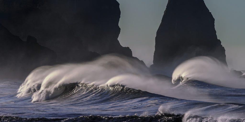 ocean vagues